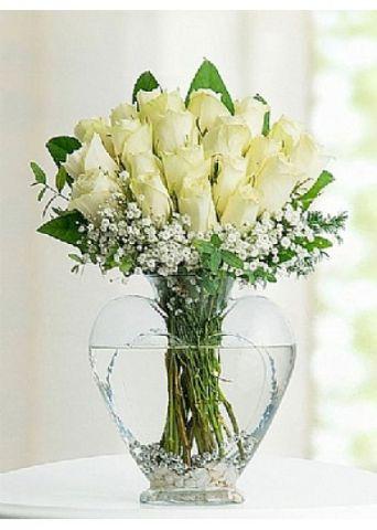 Beyaz Güllerle Dans
