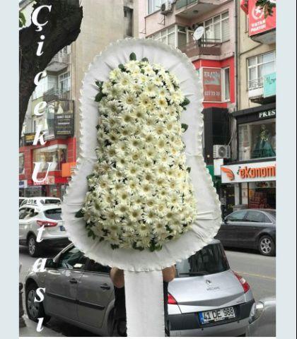 Tek Göbekli Düğün Ve Açılış Çelenk Modeli 07